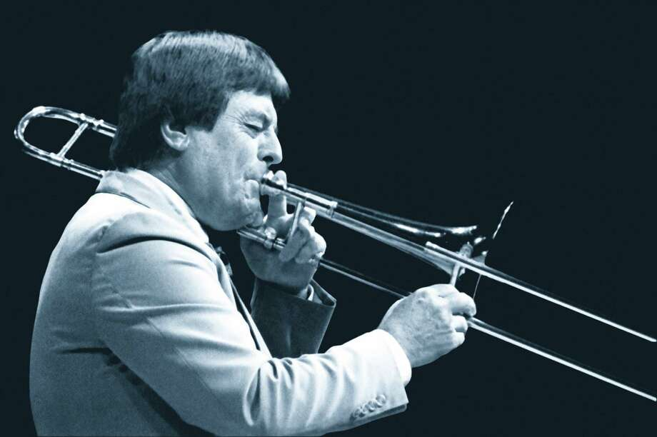 Trombone ace Bill Watrous will perform Friday at St. Mary's University.