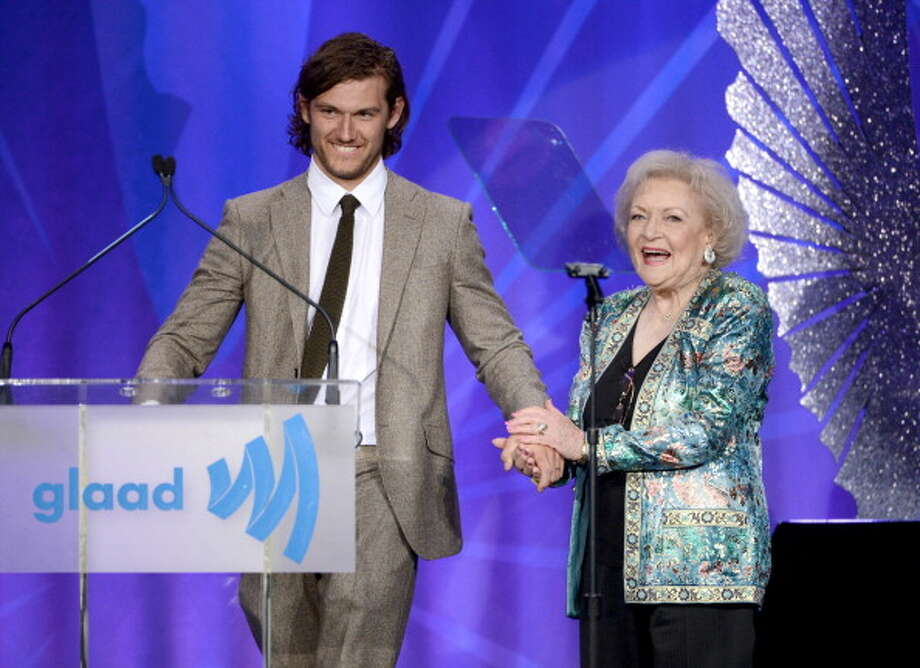 Alex Pettyfer Photo: Kevin Winter, Getty Images For GLAAD / 2013 Getty Images