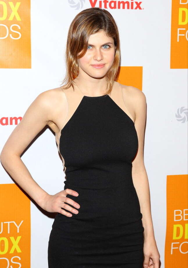 Alexandra Daddario Photo: JB Lacroix, WireImage / 2013 JB Lacroix