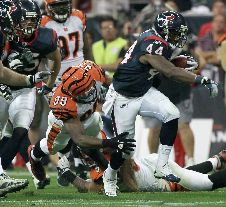 18. Ben Tate - RB, 2010, Round 2, 58 overall Photo: Nick De La Torre, Houston Chronicle / © 2012  Houston Chronicle