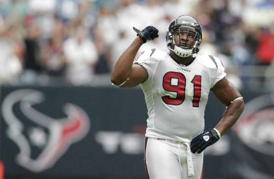 21. Amobi Okoye - DT, 2007, Round 1, 10 overall Photo: Karen Warren, Houston Chronicle / Houston Chronicle