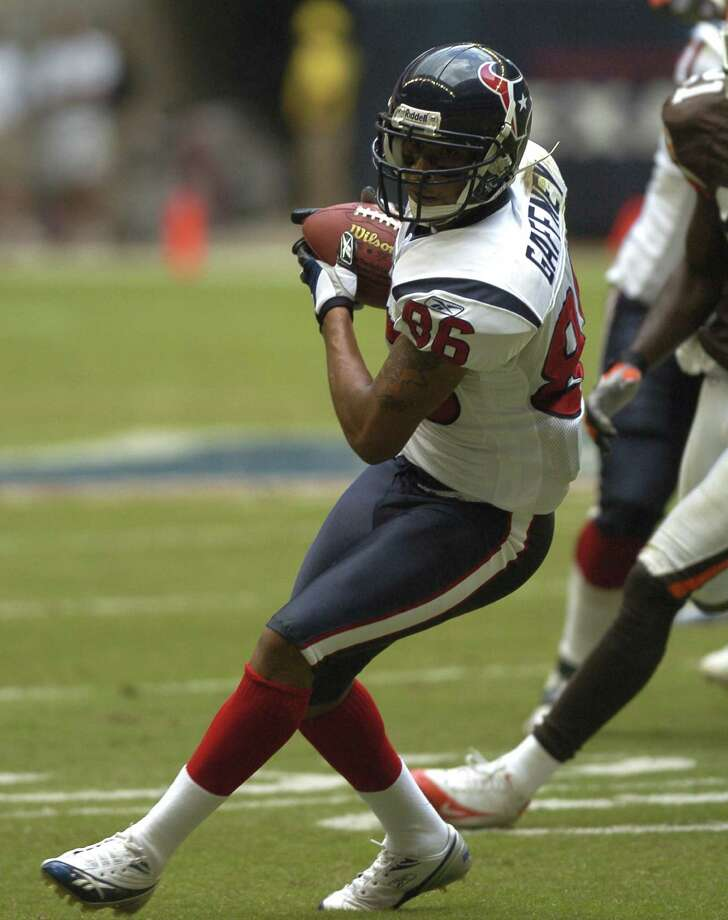 13. Jabar Gaffney - WR, 2002, Round 2, 33 overall Photo: Steve Ueckert, Houston Chronicle / Houston Chronicle