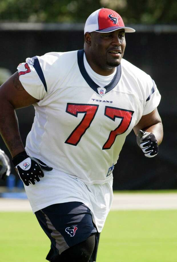 67. Charles Spencer - OT, 2006, Round 3, 65 overall Photo: Brett Coomer, Houston Chronicle / Houston Chronicle