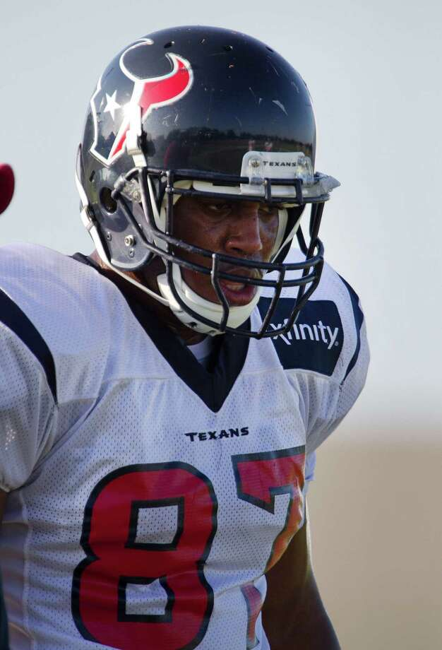 75. Anthony Hill - TE, 2009, Round 4, 122 overall Photo: James Nielsen, Houston Chronicle / © 2011 Houston Chronicle