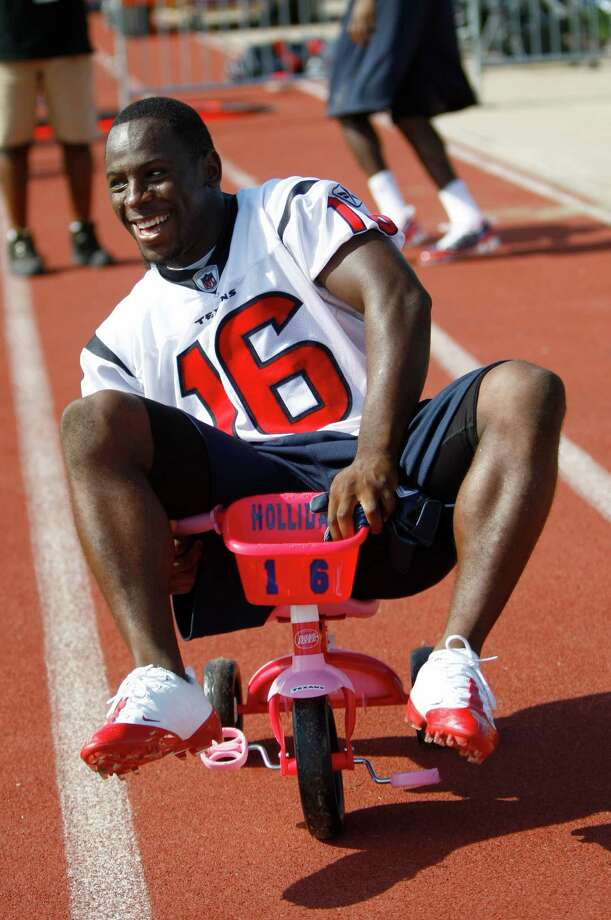 59. Trindon Holliday - WR, 2010, Round 6, 197 overall Photo: Karen Warren, Houston Chronicle / Houston Chronicle