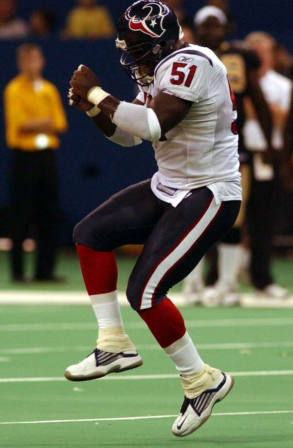 94. Greg White - DE, 2002, Round 7, 229 overall Photo: Karl Stolleis, Houston Chronicle / houston chronicle