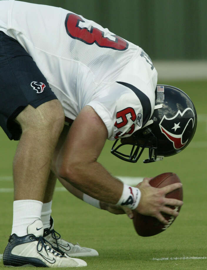 91. Chance Pearce - C, 2003, Round 7, 233 overall Photo: Buster Dean, Houston Chronicle / Houston Chronicle