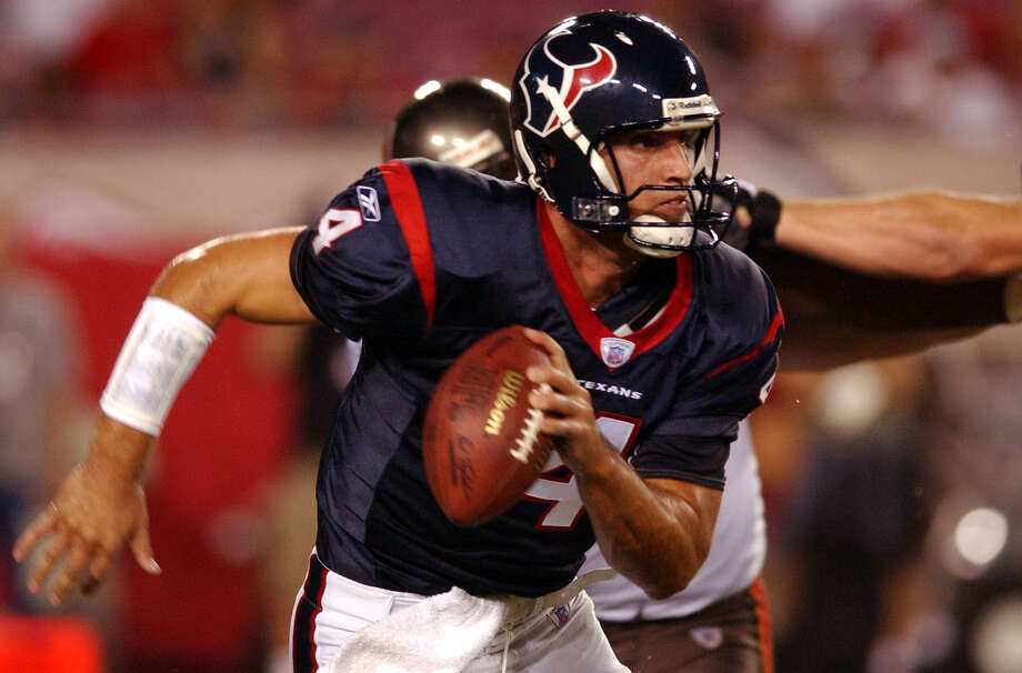 96. Dave Ragone - QB, 2003, Round 3, 88 overall Photo: Christobal Perez, Houston Chronicle / Houston Chronicle