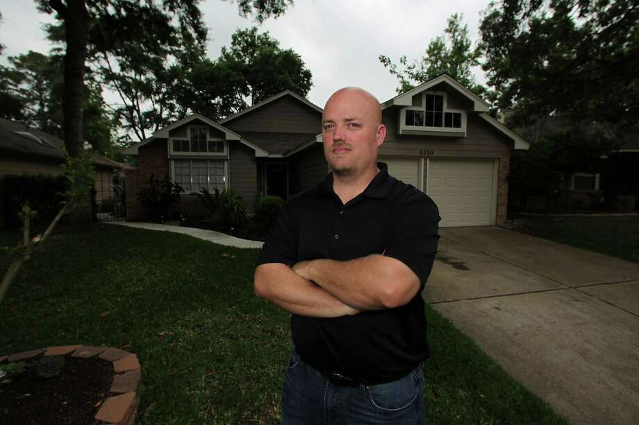 John Cooper of Kingwood, who will be protesting his property taxes, says the study surprised him. Photo: James Nielsen, Staff / © 2013 Houston Chronicle