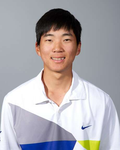 No. 1 Michael Kim is one of five Cal players in the nation's top 26. Photo: Courtesy, Cal Athletics