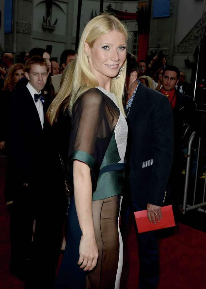 Gwyneth Paltrow plays the adorable love interest Pepper Potts. Photo: Kevin Winter, Staff / 2013 Getty Images
