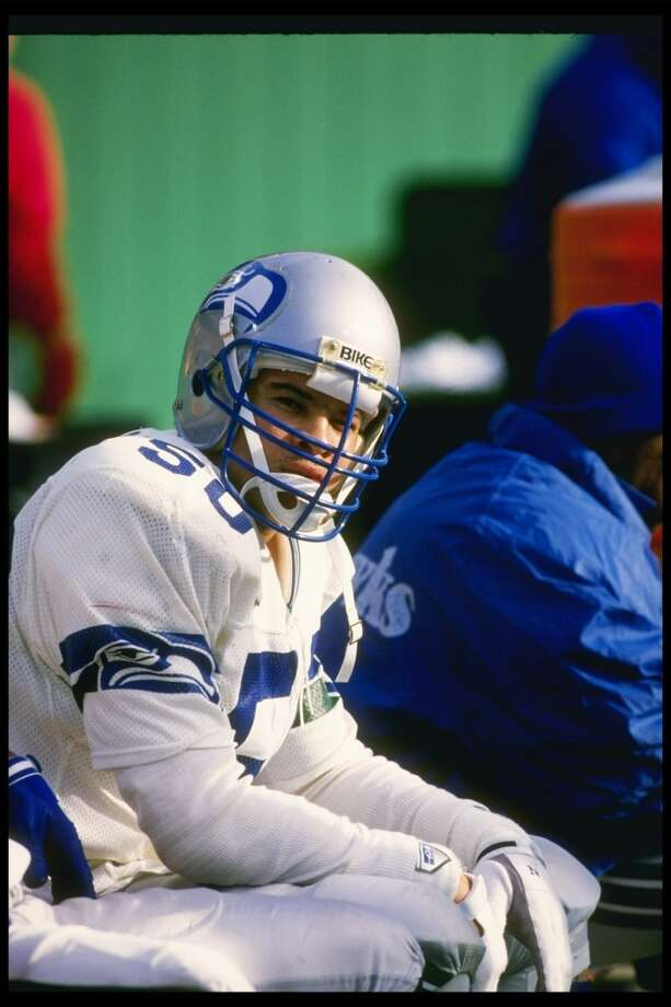 1984: Fredd YoungThird round, 76th-overall pick   Position: Linebacker   College: New Mexico StateYoung stormed into the NFL his rookie year and was a Pro Bowler his first four (and his only) seasons in Seattle. In 1987, his last year as a Seahawk, he was named All-Pro and had nine sacks and one interception, which he returned 50 yards for a touchdown. He collected 19 sacks throughout his career with the Seahawks. Young went on to play three more years in Indianapolis and retired after the 1990 season with 21 career sacks and three interceptions. Photo: Allen Steele, Getty Images