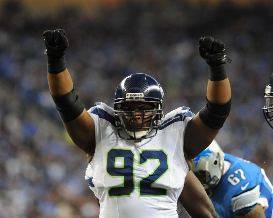 2007: Brandon MebaneThird round, 85th-overall pick | Position: Defensive tackle | College: CaliforniaMebane came into Seattle and immediately became a consistent starter. Over his six years as a Seahawk, Mebane has started 101 of his 107 regular-season games and has 13 sacks and 313 total tackles to his name. He switched from left to right tackle in 2011 and was on the right side in 2012 when the Seahawks made their surprising run to the playoffs. In 2013, Mebane was one of the most important pieces of Seattle's suffocating defense, helping lead the charge into Super Bowl XLVIII. Photo: Al Messerschmidt, Getty Images