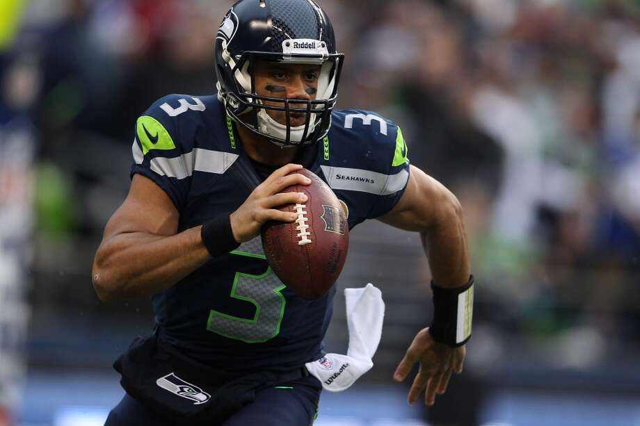 2012: Russell WilsonThird round, 75th-overall pick | Position: Quarterback | College: Wisconsin  Football pundits thought Seattle was crazy to take 5-foot-11 Wilson in the third round. But he proved the naysayers wrong and became a sensation, leading the 2012 Seahawks as a rookie on their surprise trip to the divisional playoffs before winning the Vince Lombardi Trophy in 2013. The two-time Pro Bowler is now undoubtedly Seattle's franchise quarterback at just 25 years old and has become a sensation around not just Seattle but the entire NFL. Photo: Kevin Casey, Getty Images