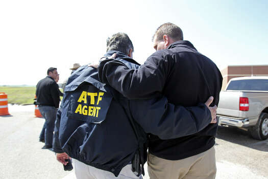 ATF agent Robert Champion and Assistant State Fire Marshal Kelly Kistner are two of the lead investigators on the disaster.
