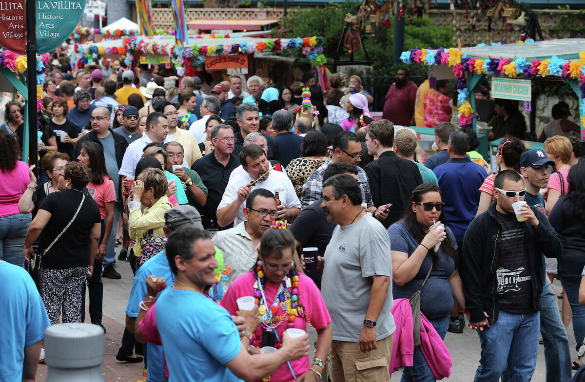 Fiesta 2013 has come to an end after a little crazy weather and lots of food and broken cascarones. Here is a look back at our celebration San Antonio style.
