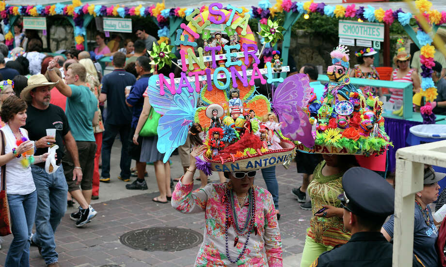 NIOSa begins its's 2013 run at La Villita on  April 23 2013. Photo: For The San Antonio Express-News