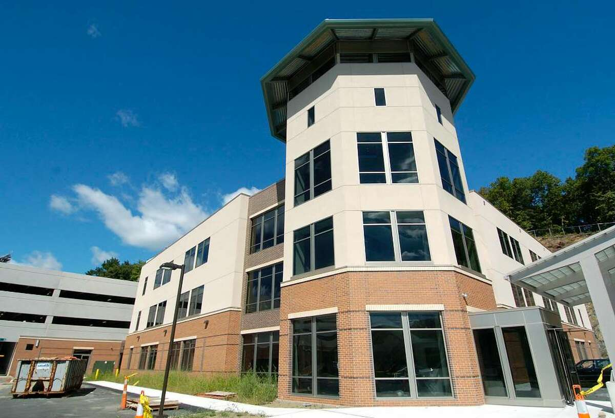The new out patient Danbury Hospital building in Danbury, CT in this September 12, 2007 file photo