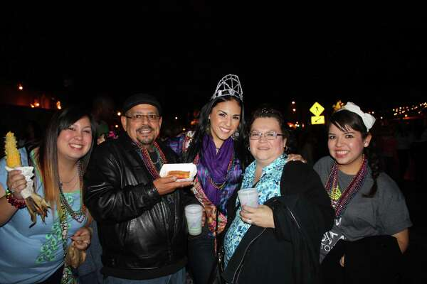The Fiesta fun continued Wednesday night with Coronation.