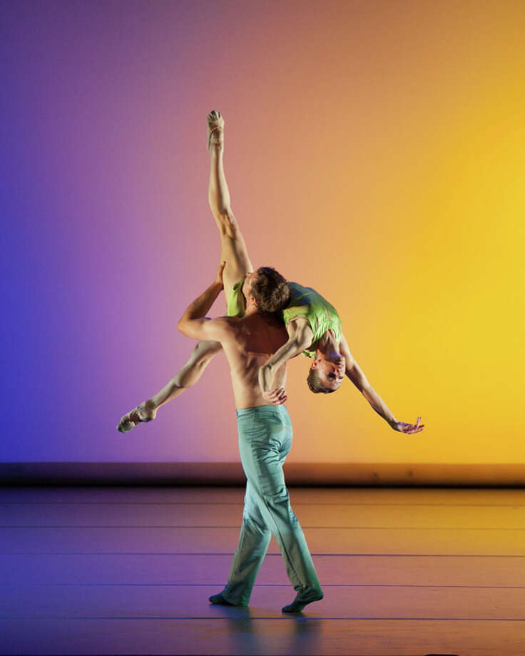 """Overglow\"" (Aspen Santa Fe Ballet) Photo: Sharen Bradford, Sharen Bradford - The Dancing Im / Copyright: Sharen Bradford 2011"
