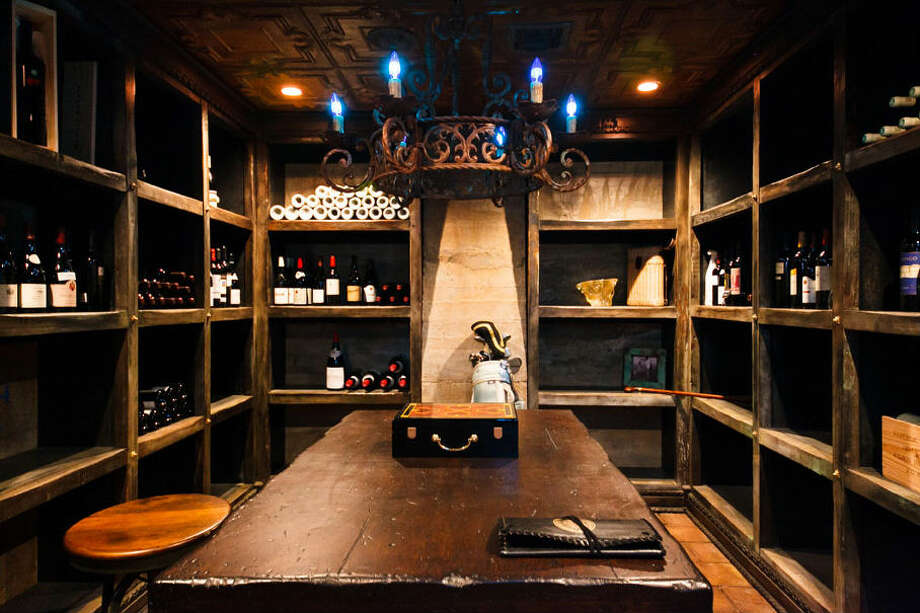 Houston Rockets owner Leslie Alexander's is opening up an exclusive new wine club in the Hamptons.Read more about Alexander's new club.Photo: Courtesy of Joseph & Curtis