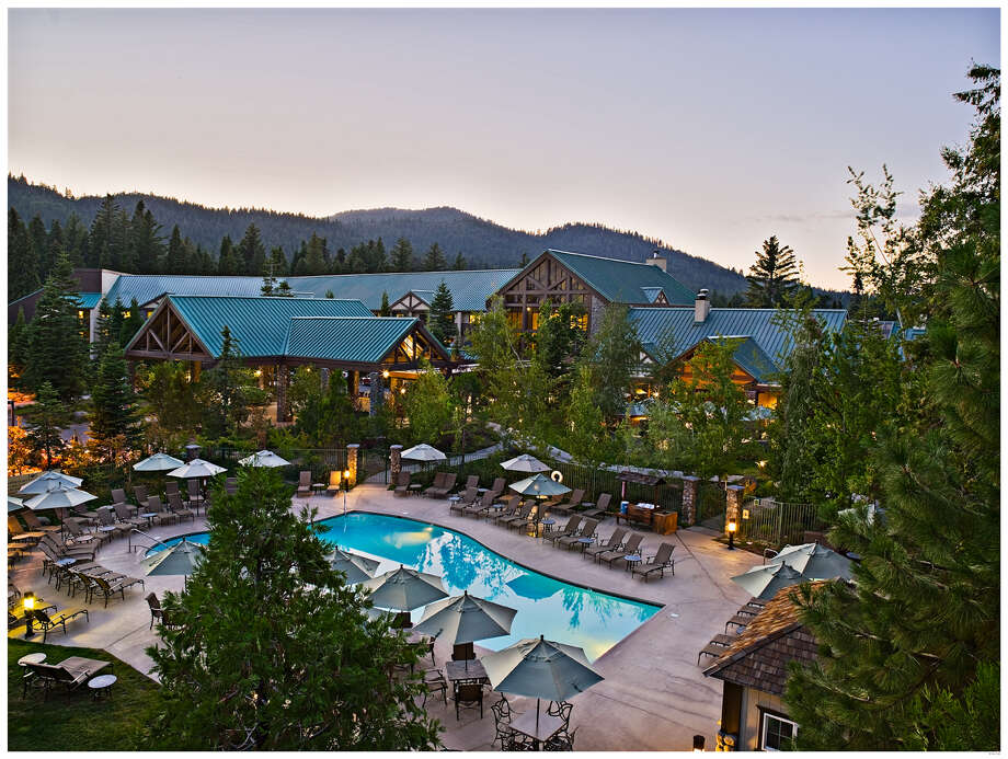 Tenaya Lodge is located about 20 minutes south of Yosemite's south gate. Photo: PRWeb / Trey Clark, 2008.