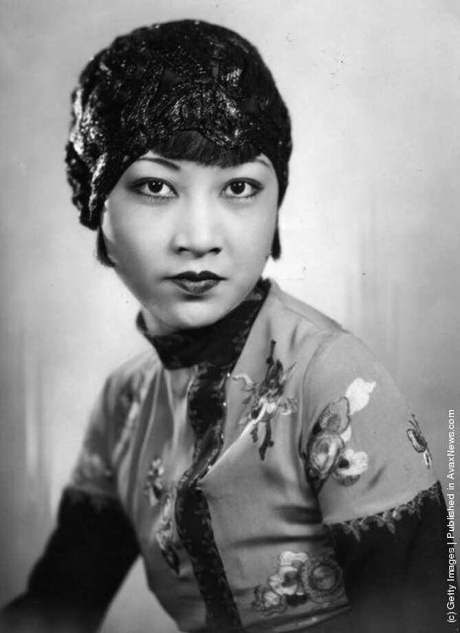 Anna May Wong, unforgettable in SHANGHAI EXPRESS.