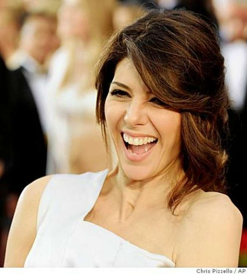 Marisa Tomei, always charming.