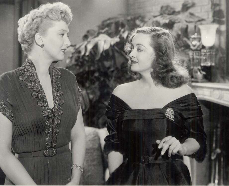 """Bette Davis, almost a synonym for \""""screen actress.\"""""""