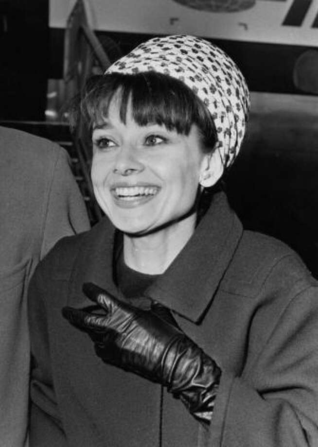Audrey Hepburn, who has only grown in popularity since her death.