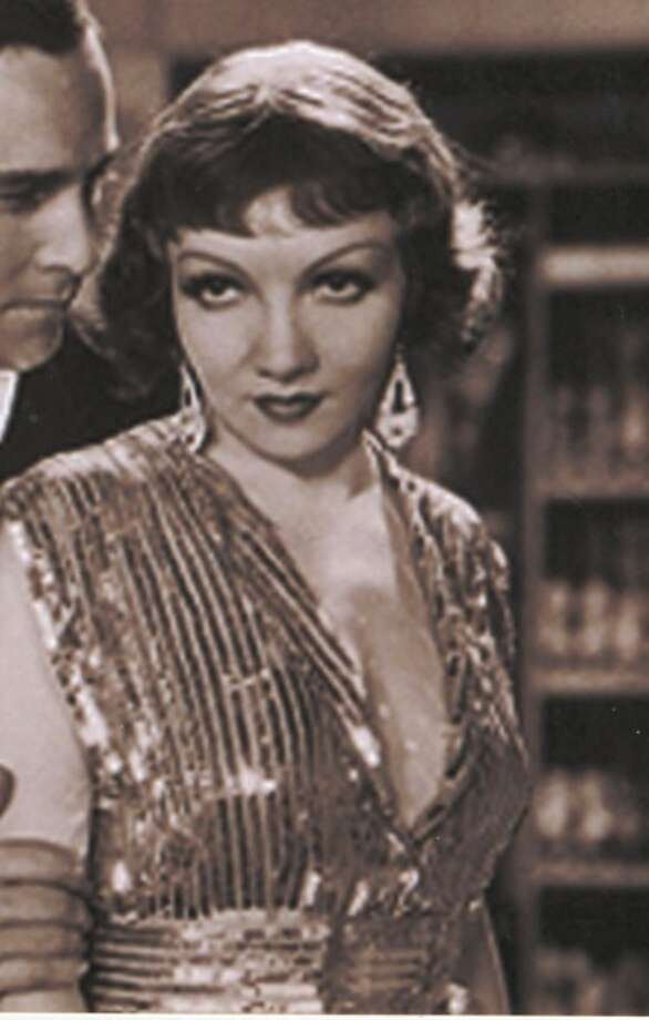 Claudette Colbert -- one of the great classic stars.