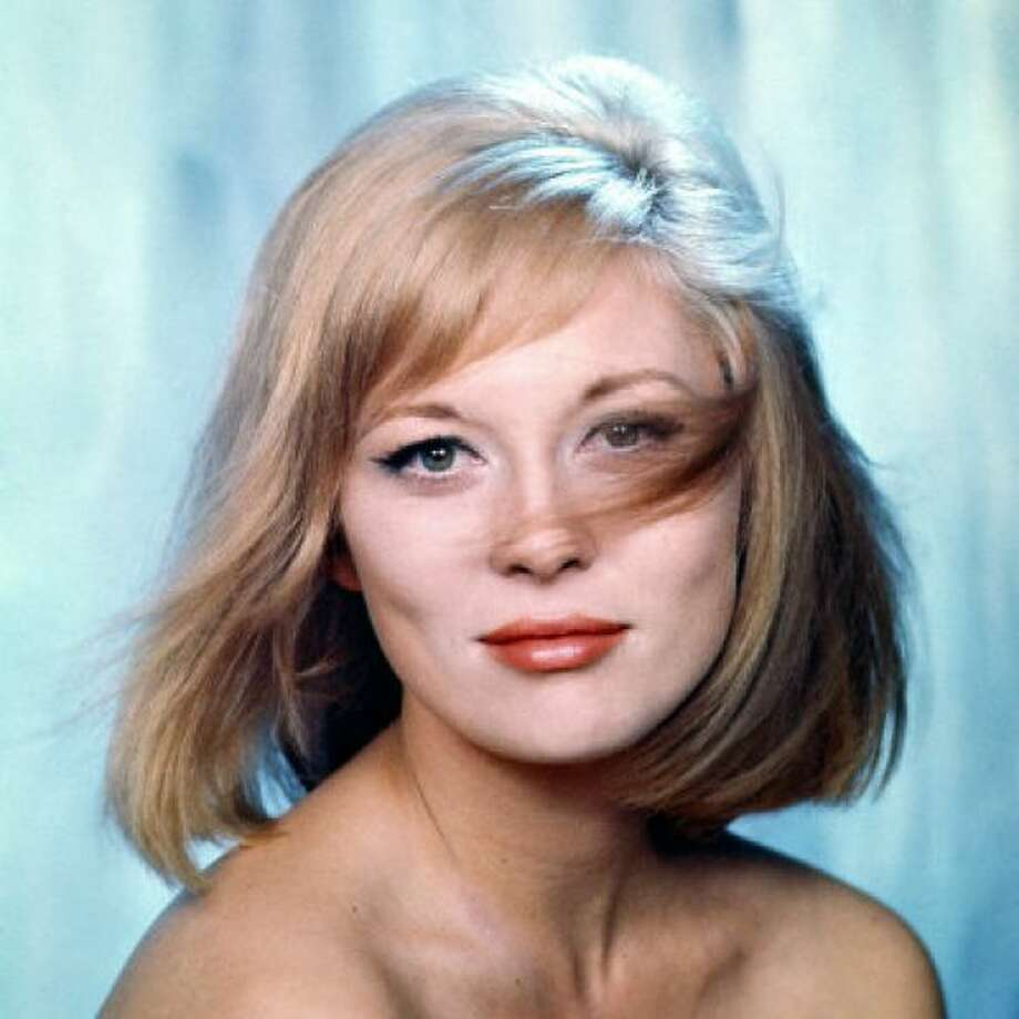 Faye Dunaway, who made classics in the 1960s and 1970s.