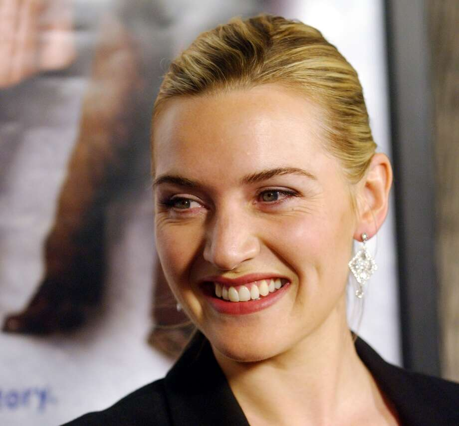 Kate Winslet, one of the great screen actresses of the modern era.