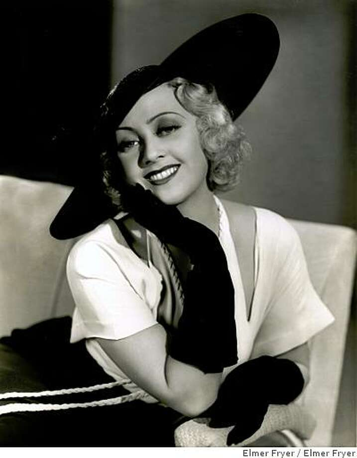Joan Blondell, one of the defining stars of the early 1930s.