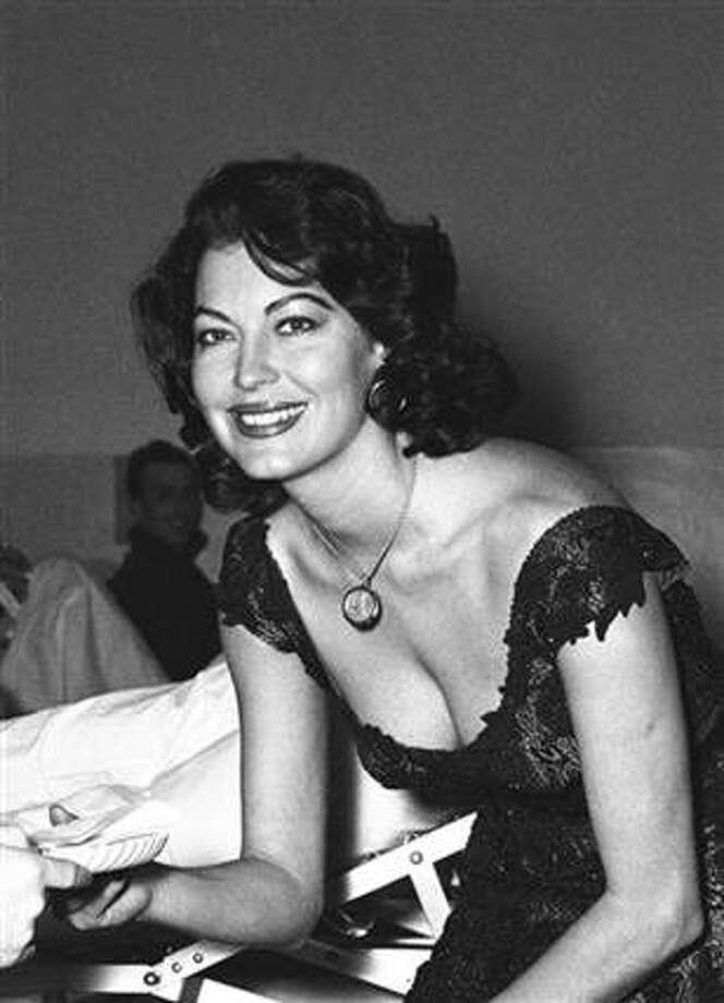 Ava Gardner, dangerous enough to make a mess of Frank Sinatra.