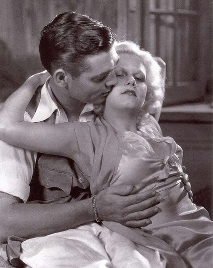 """Jean Harlow in \""""Red Dust,\"""" one of the great stars of the 1930s."""