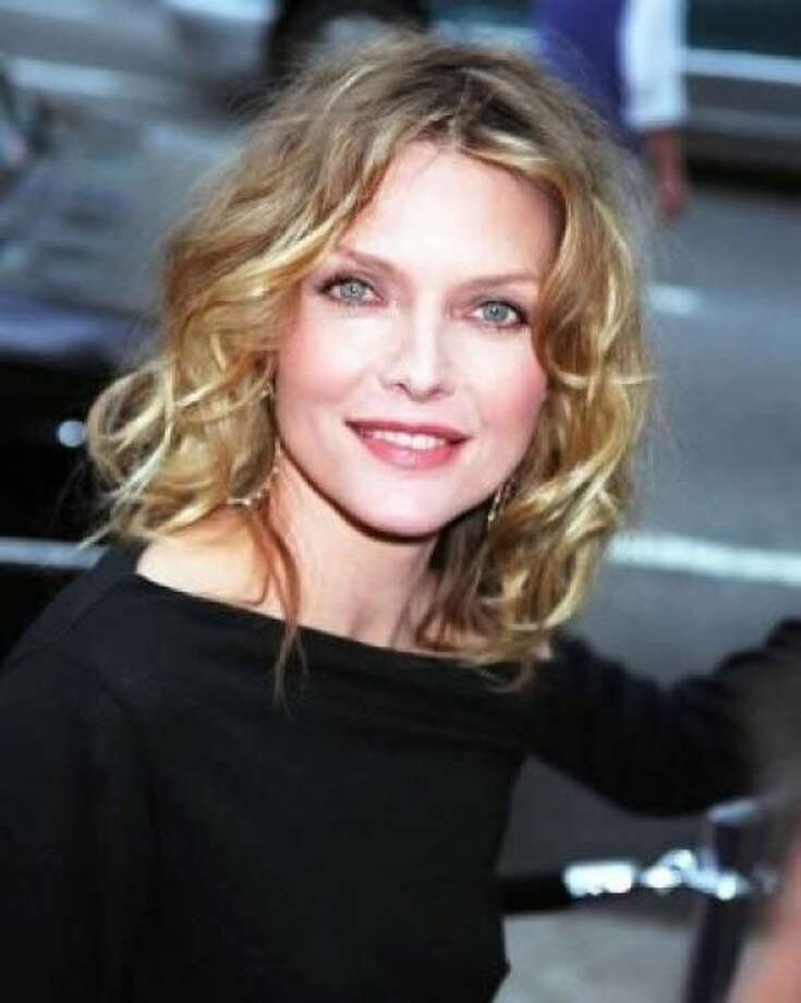 Michelle Pfeiffer, underrated star of CHERI and MARRIED TO THE MOB.