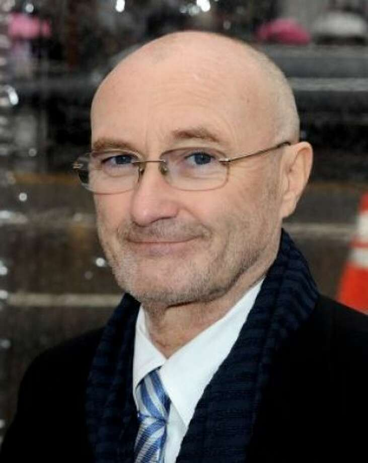 Her dad is Mr. Sussudio, himself, Phil Collins. Photo: Kevin Winter / Getty Images / SF