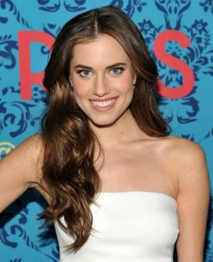 "Actress Allison Williams has a part in the new Judd Apatow-produced HBO series ""Girls."" Photo: Stephen Lovekin / Getty Images / SF"