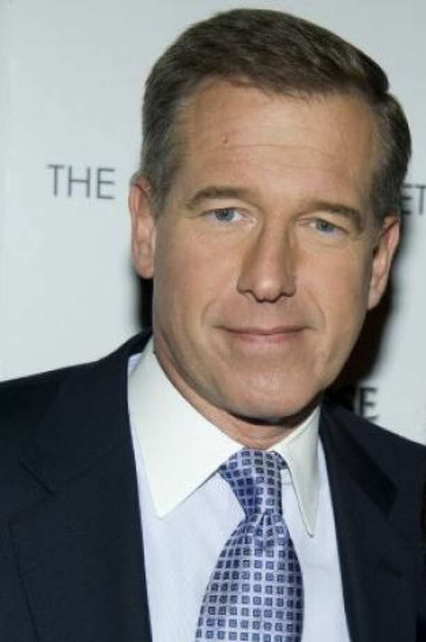 Williams' father is NBC Nightly news anchor Brian Williams. Photo: Charles Sykes / Associated Press / SF