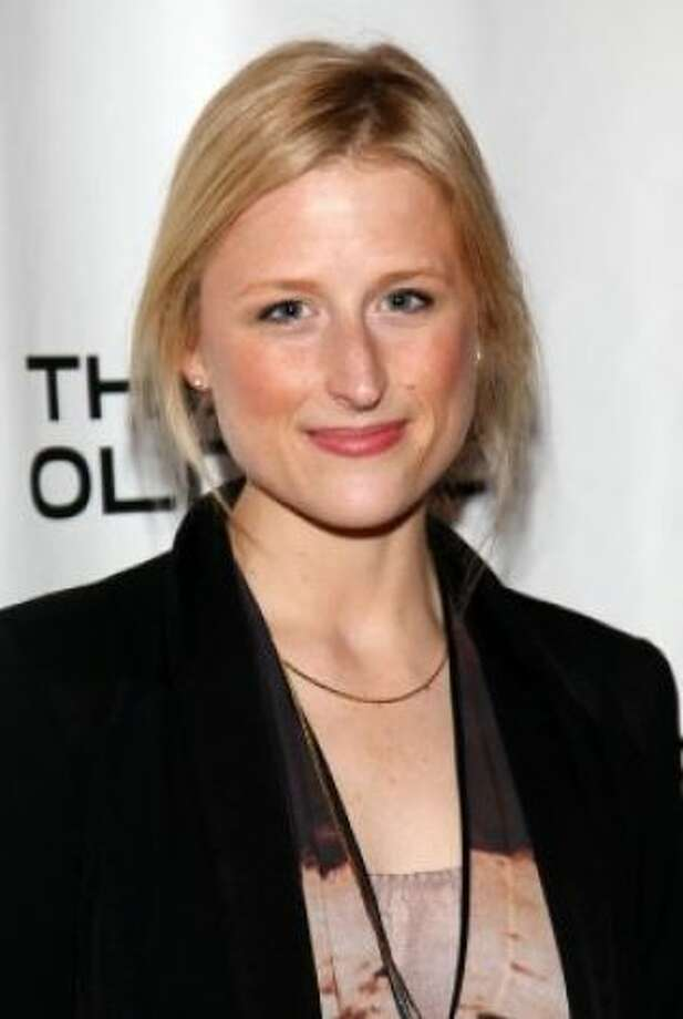 "Mamie Gummer is an aspiring actress who has roles in ""The Good Wife,"" HBO's ""John Adams"" and made her Broadway debut in the Tony Award-nominated revival of ""Les liaisons dangereuses."" Photo: Astrid Stawiarz / Getty Images / SF"