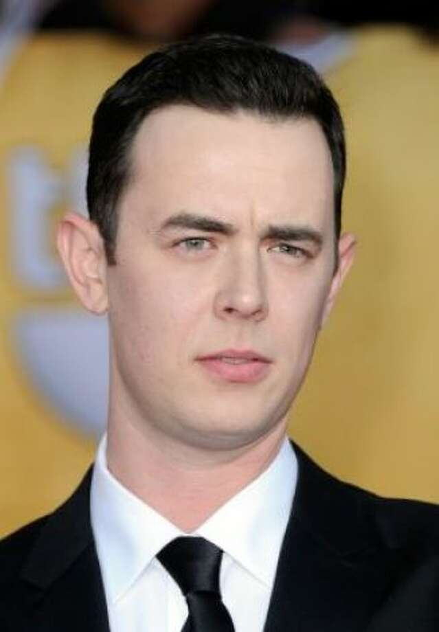"Actor Colin Hanks is best known for his roles in the WB series ""Roswell"" and the movie ""Orange County,"" plus parts in ""Dexter."" Photo: Frazer Harrison / Getty Images / SF"