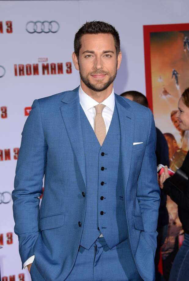 HOLLYWOOD, CA - APRIL 24:  Actor Zachary Levi attends the premiere of Walt Disney Pictures' 'Iron Man 3' at the El Capitan Theatre on April 24, 2013 in Hollywood, California.  (Photo by Jason Merritt/Getty Images)