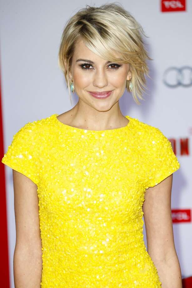 HOLLYWOOD, CA - APRIL 24:  Actress Chelsea Kane attends the premiere of Walt Disney Pictures' 'Iron Man 3' at the El Capitan Theatre on April 24, 2013 in Hollywood, California.  (Photo by Imeh Akpanudosen/Getty Images)