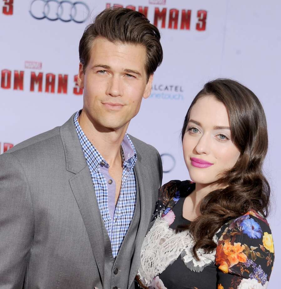 Nick Zano and Kat Dennings Actors Nick Zano and Kat Dennings have an on-screen romance happening on the TV show '2 Broke Girls.'