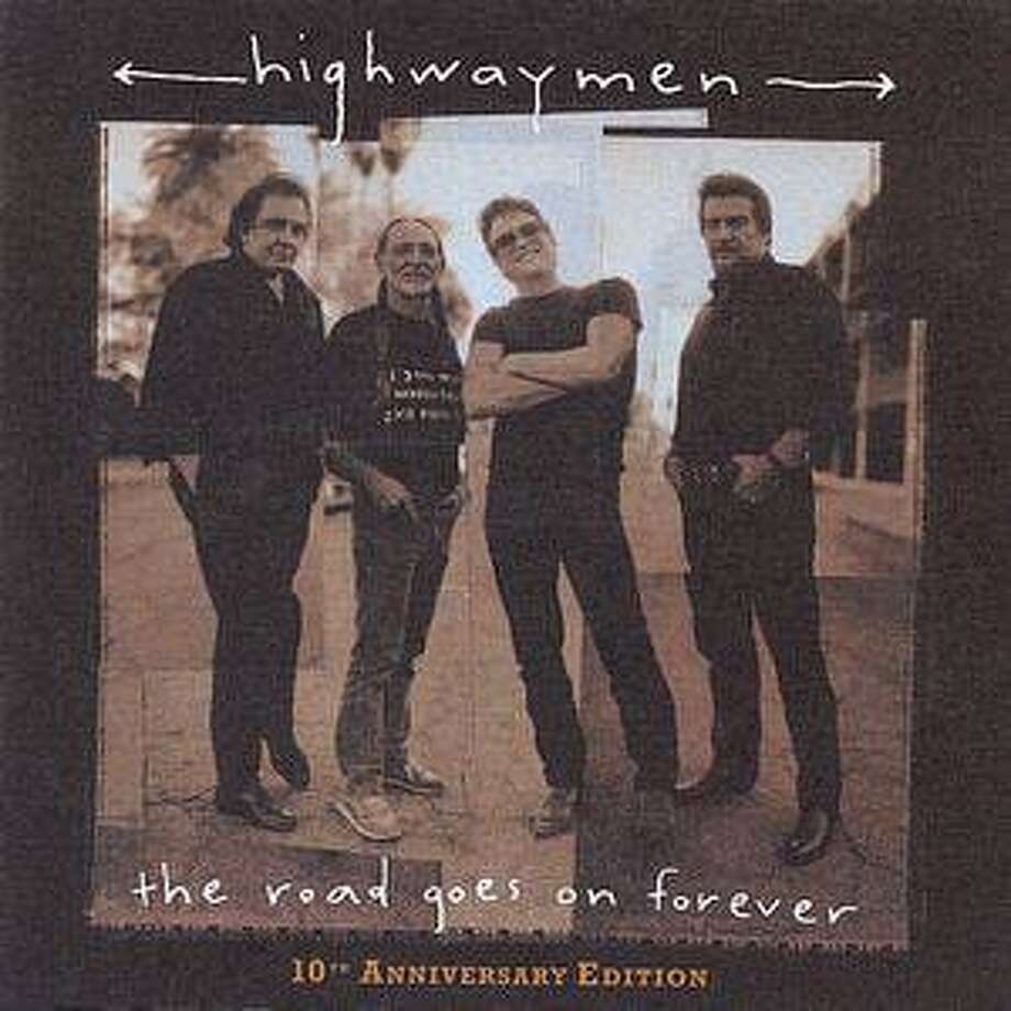 The Road Goes On Forever Photo: Album Cover