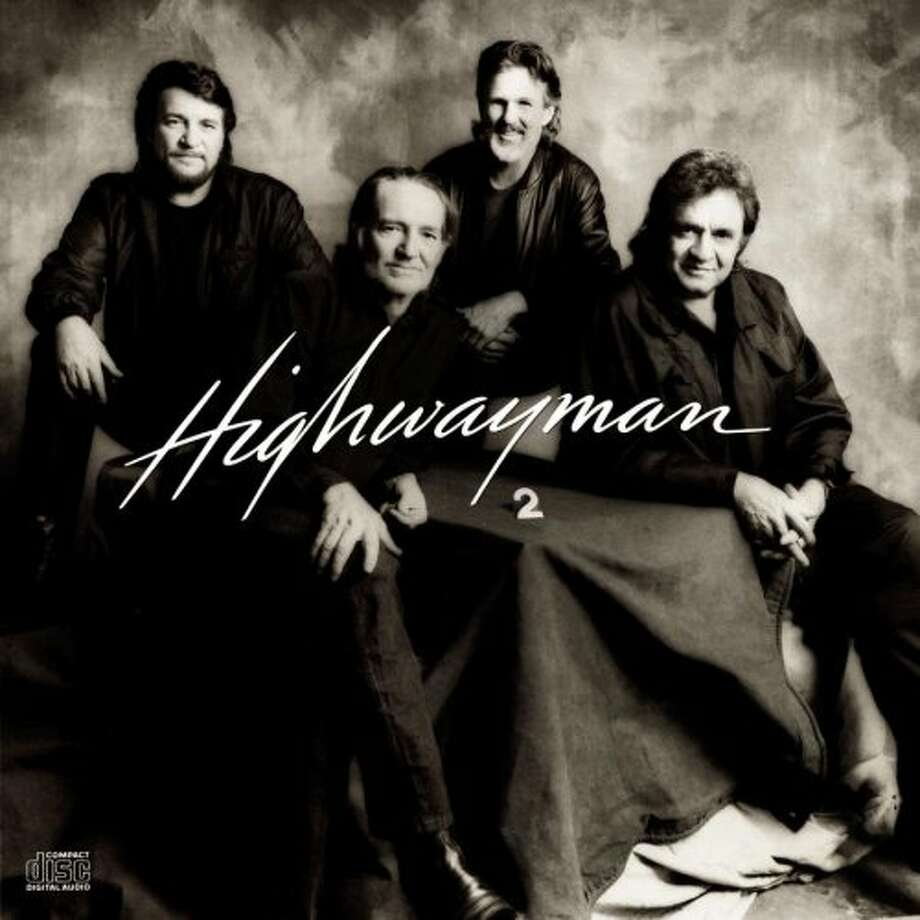 album review highwayman houston chronicle highwayman 2 photo album cover