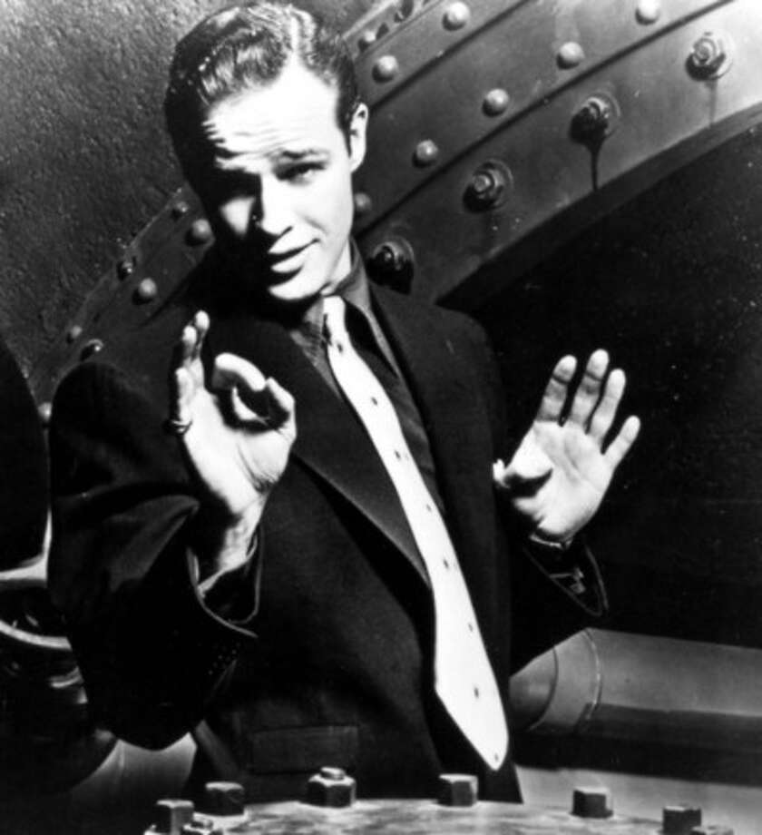Marlon Brando as Sky Masterson