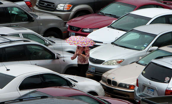 22. Parking places are scarce: We're not going to lie, parking can be a nightmare. Houston's working to fix the problem.   Photo: Cody Duty/Houston Chronicle