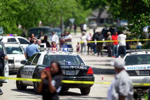23. Crime rates: Houston's got crime issues. Hey, we're a big city, it happens. The number of murders inside of the city went up slightly in 2012, according to FBI stats.  Photo: Johnny Hanson/Chronicle